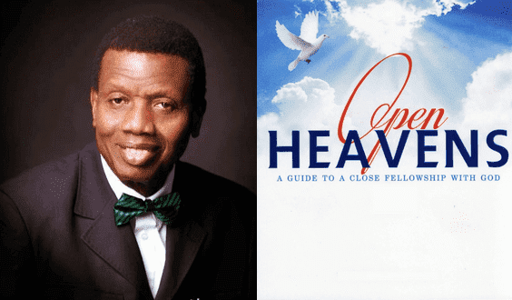 Open Heaven 21 June 2019 – The Missionary Call