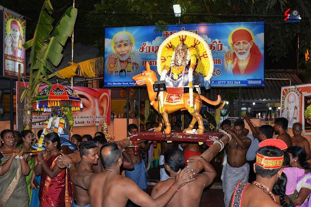 நல்லூர் சீரடி சாய் நாதரின் 06ம் திருவிழா!