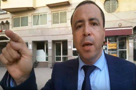 وكيل الملك يستدعي 'البوشتاوي' والأخير : المضايقات لن تنال من عزيمتي