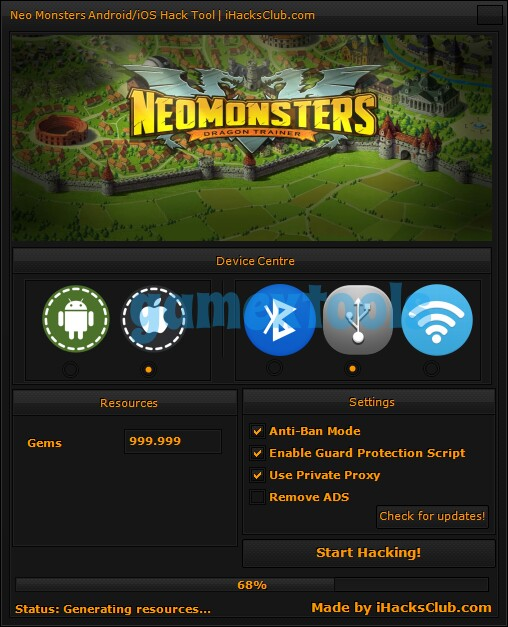 neo monsters apk unlimited gems