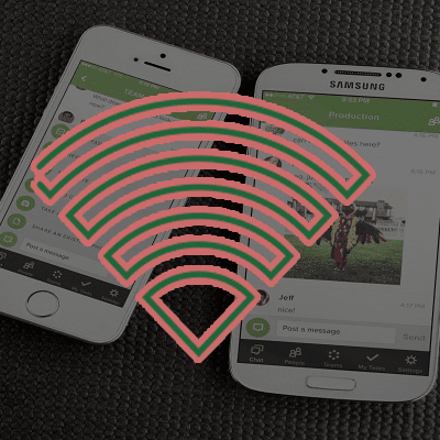 طريقة إنشاء ﺷﺒﻜﺔ ﻭﺍي ﻔﺎﻱ ﺛﺎﻧﻴﺔ في هاتفك ﻳﺘﺼﻞ ﺑها أفراد عائلتك أو أصدقاءك !