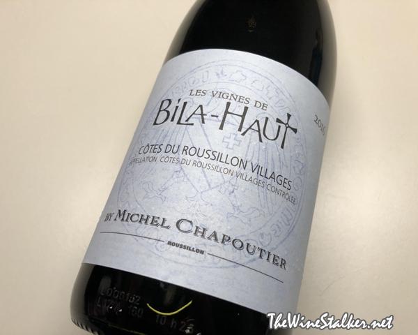 M. Chapoutier Les Vignes de Bila-Haut 2016