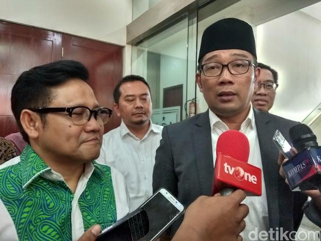 Ridwan Kamil Mengaku Kena Dampak Isu #2019GantiPresiden di Pilgub