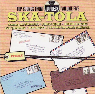 Top Sounds from Top Deck - Vol. 5 - Ska-Tola (1998)