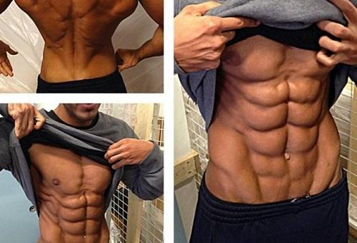 como eliminar grasa del abdomen hombres