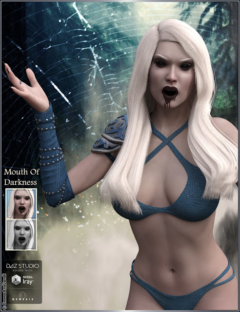 EJ Adora For Genesis 3 Female