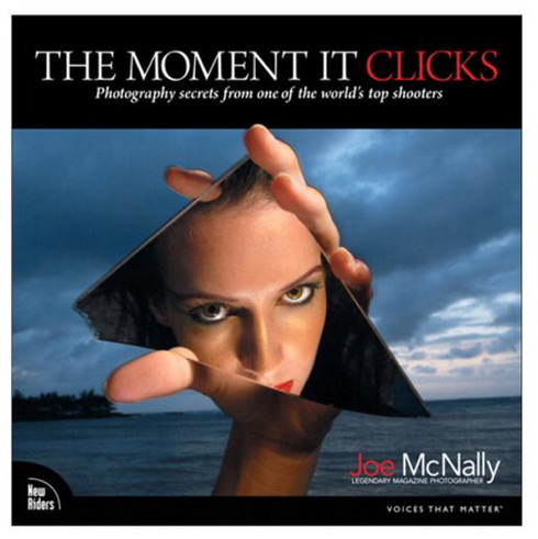 Portada libro: The Moment It Clicks Photography Secrets