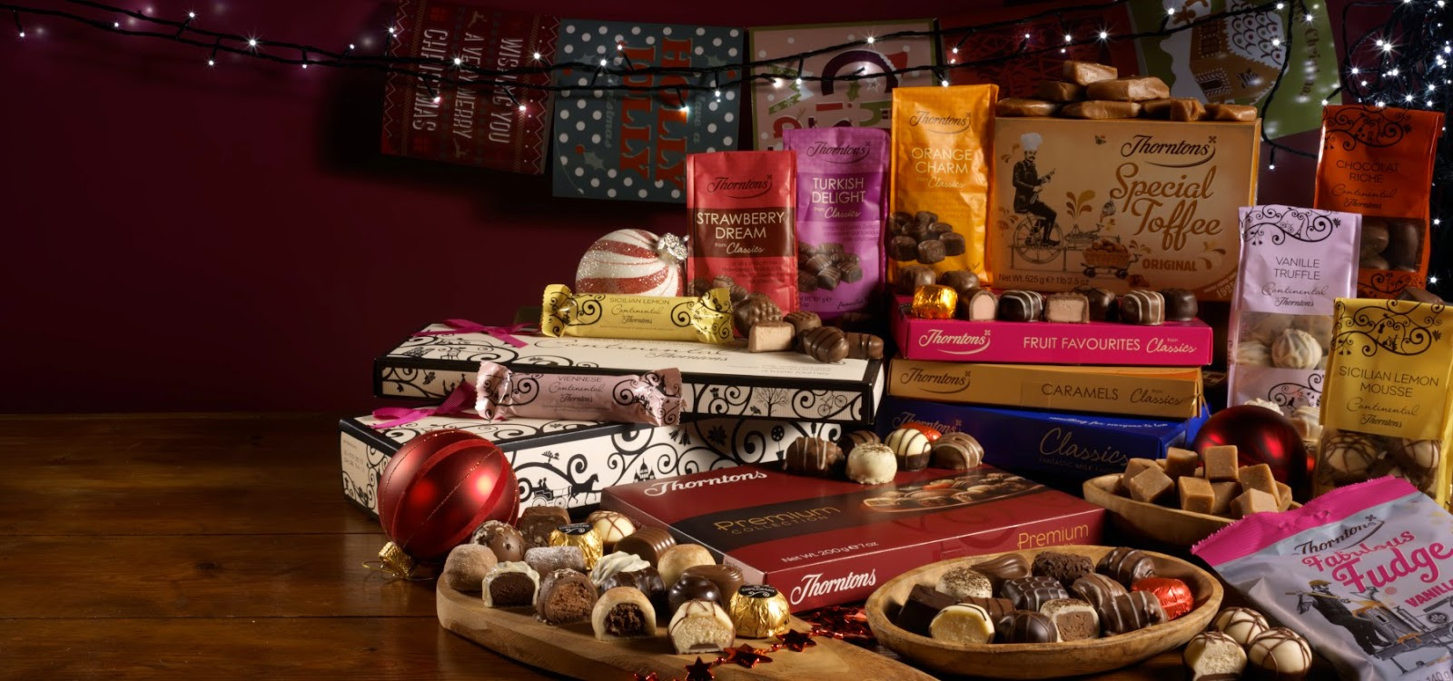 Thorntons Chocolate Giveaway
