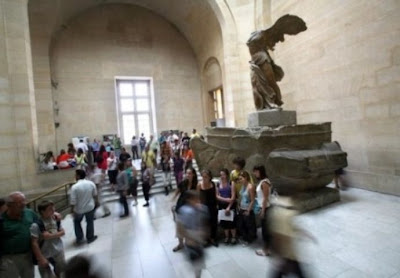 Winged Victory of Samothrace to be restored