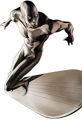 siapa silver surfer marvel
