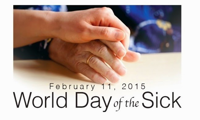 World Day of Sick - February  11