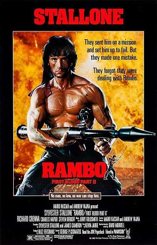 Rambo First Blood 2 1985 Dual Audio Hindi 720p BluRay Download