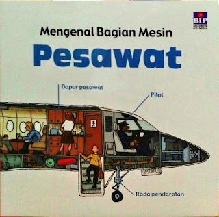 mengenal bagian mesin pesawat