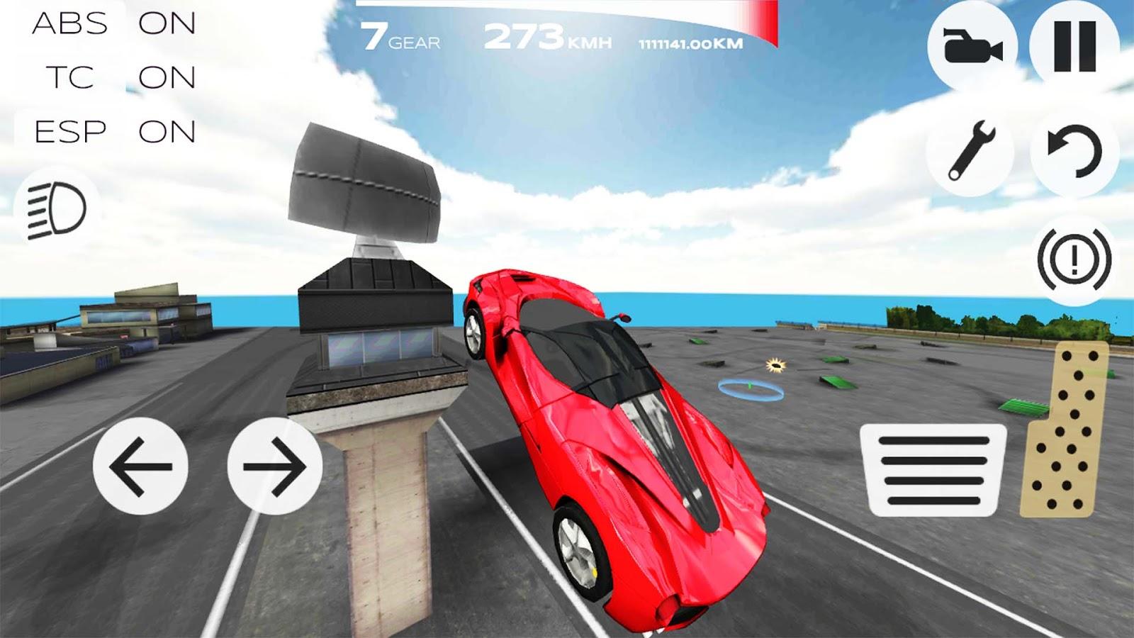 extreme car driving simulator hack download