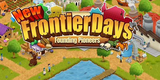 Free Download New Frontier Days Founding Pioneers PC Game