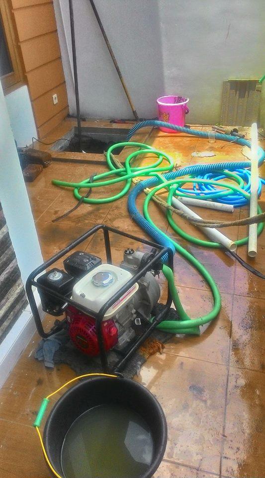 Jasa Perbaikan Saluran Air Mampet Medan