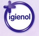 poza logo igienol produsele antibacteriene si dezinfectante fara clor