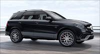 Bảng thông số kỹ thuật Mercedes AMG GLE 63 S 4MATIC 2020