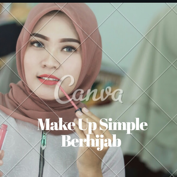 Make Up Simpel Berhijab