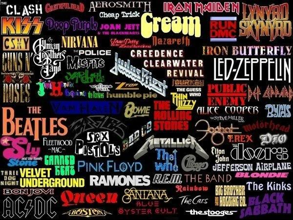 Dave's Music Database: The Top 100 Classic Rock Acts, 1962-1981