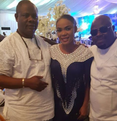 Photos: Ooni of Ife, K1, Sunny Ade others turn up for Pasuma's 50th birthday party in Lagos