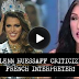 WATCH: SOLENN HUESSAFF CRITICIZES FRENCH INTERPRETER AFTER WRONG TRANSLATION OF MISS FRANCE'S ANSWER!