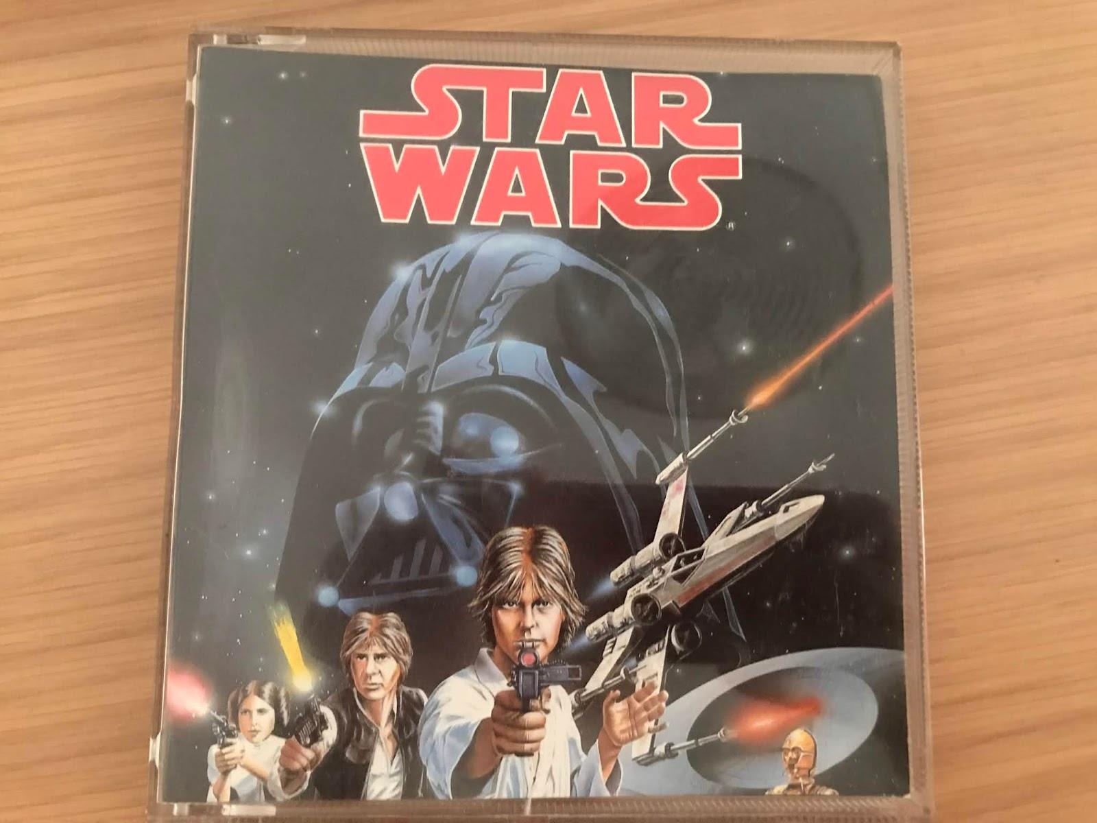 ... Mi colecci n retro Star Wars Qbits