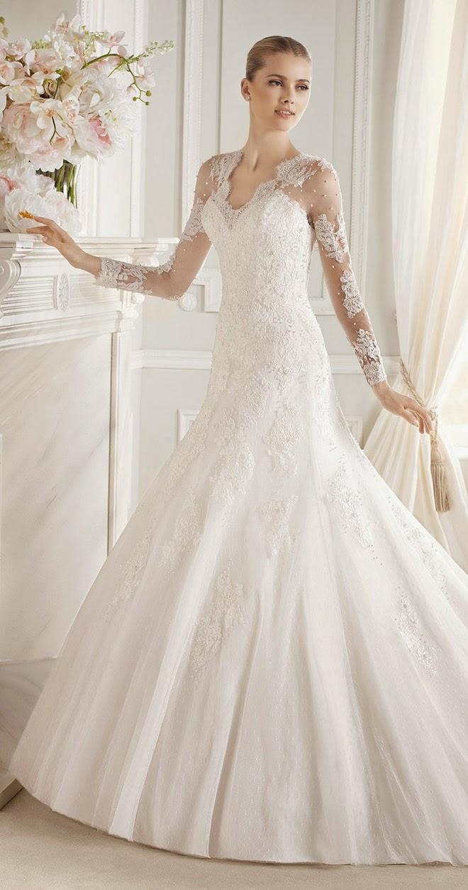 La Sposa Barcelona 2015 Bridal Collections Belle The Magazine