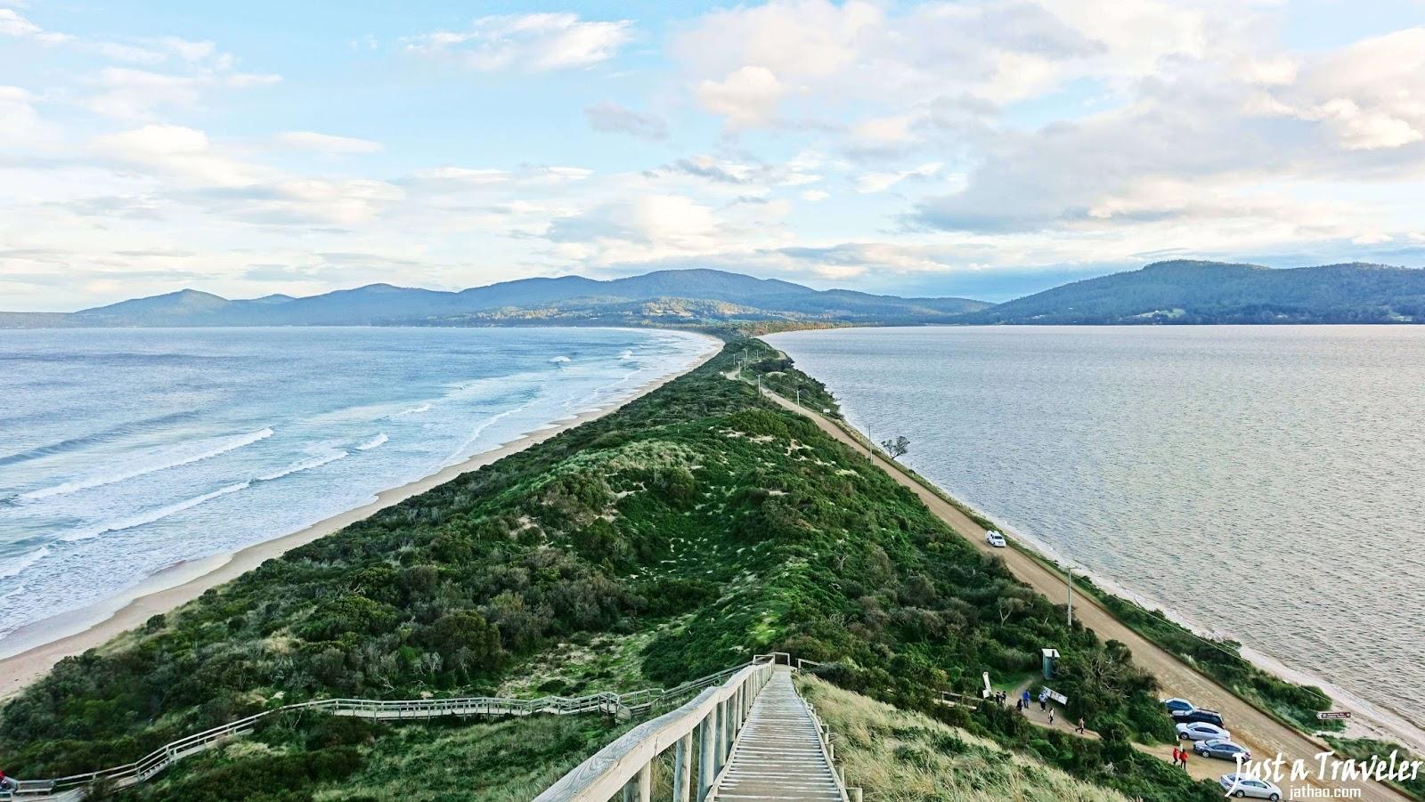 塔斯馬尼亞-景點-推薦-布魯尼島-自由行-旅遊-澳洲-Tasmania-Tourist-Attraction-Bruny-Island-The-Neck-travel-australia