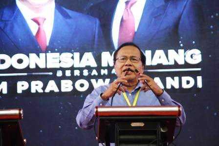 Tak Perlu Ngemis seperti Sekarang, Investor akan Datang Sendiri di Era Prabowo-Sandi