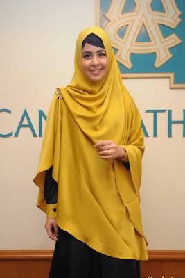 risty tagor twitter risty tagor tinggi badan risty tagor tutorial hijab