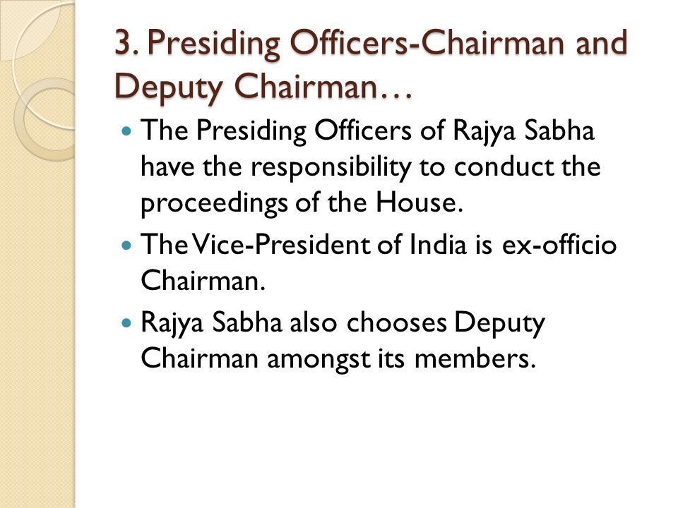 removal of president of india