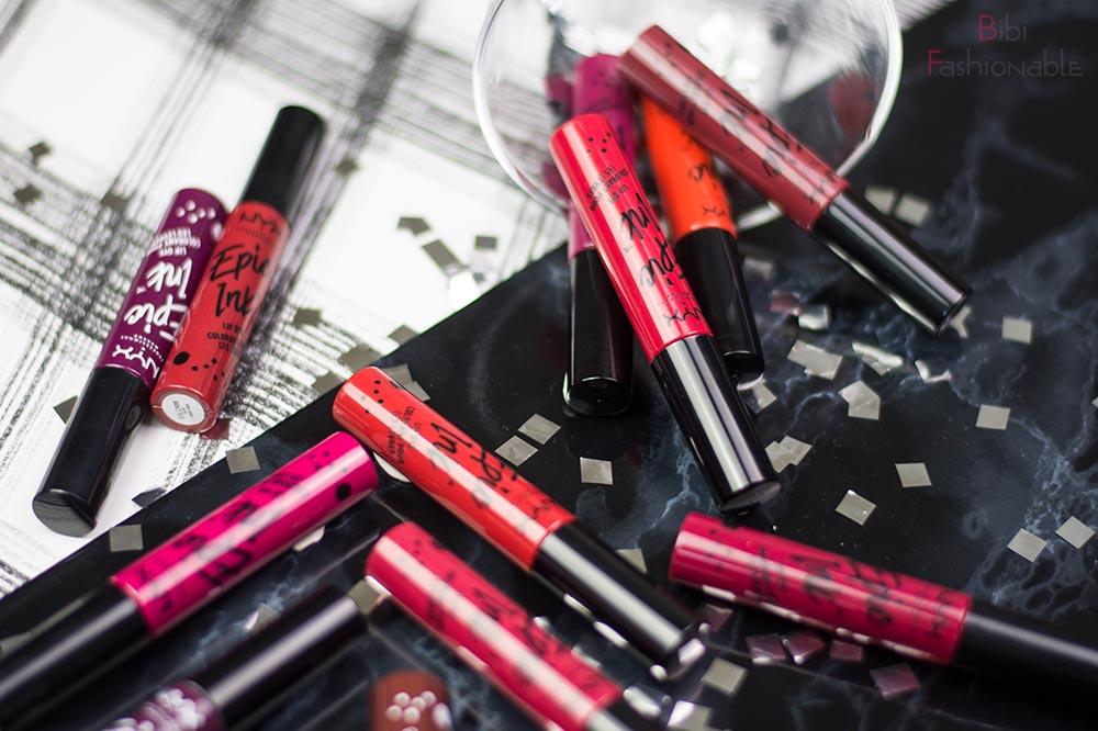 NYX Cosmetics Epic Ink Lip Dye nah