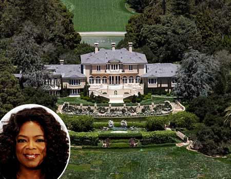 Celebrity Houses in California - CelebrityHousePictures.com