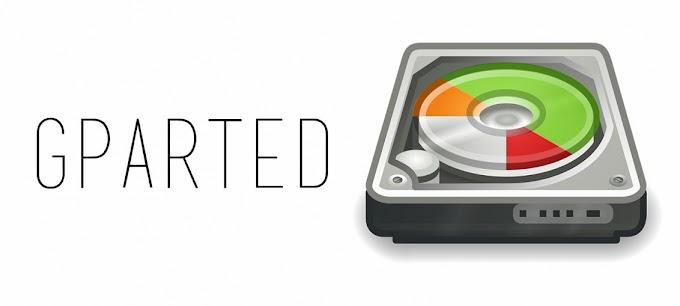 GParted - Phần mềm quản lý phân vùng trên Linux