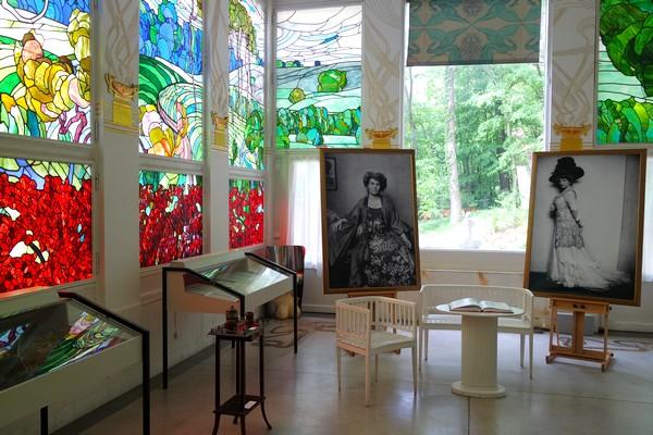 vienne ernst fuchs museum otto wagner villa expo culture salon