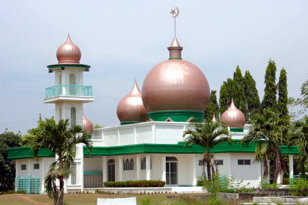 Beautifull Masjid's In The Philippines Datu Paglas Buluan Maguindanaohad  HD Wallpapers Image