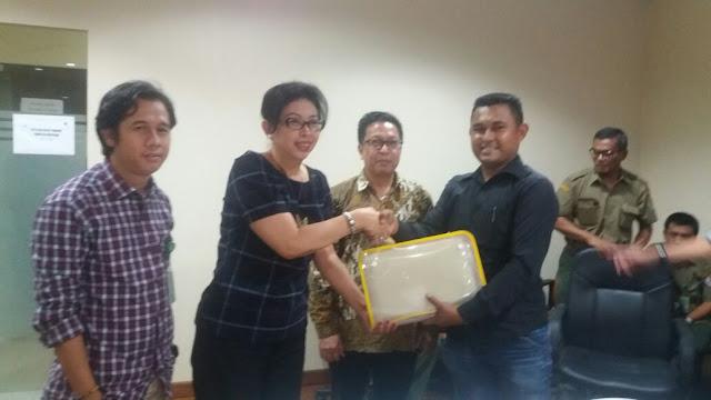 GeRAK Aceh Laporkan Kasus Kejahatan Lingkungan ke Kementerian Kehutanan