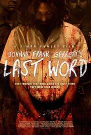 As Últimas Palavras de Johnny Frank Garrett Torrent 720p / BDRip / Bluray / HD Download