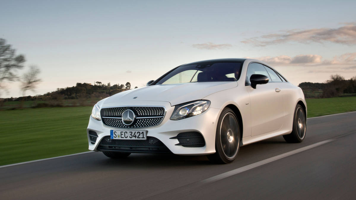 2018 Mercedes-Benz E400 Coupe First Drive Review - Rz Cars