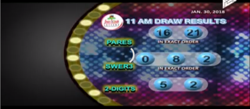 PHILIPPINE CHARITY SWEEPSTAKES: PCSO LOTTO RESULTS JANUARY ...