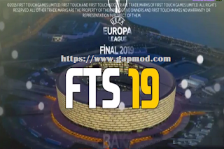 FTS 19 UEFA HD Edition New Update