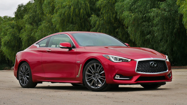 2017 Infiniti Q60 Coupe Review Australia