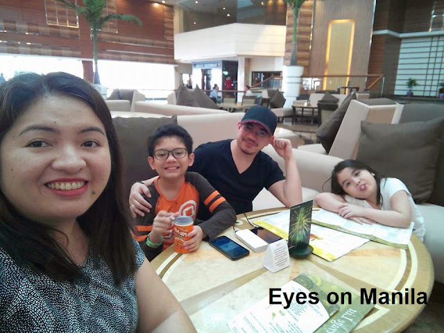 The Fambam at the Atrium Lounge in Century Park Hotel Manila