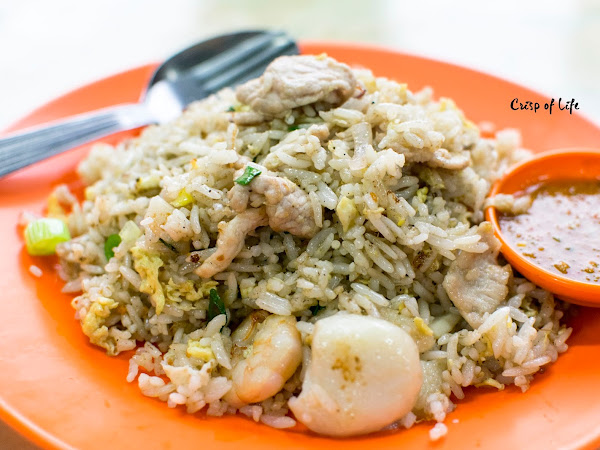 Fried Rice & Fried Noodles @ Jalan Besar, Bukit Mertajam
