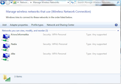 cara mengatasi troubleshoot wifi pada windows 7