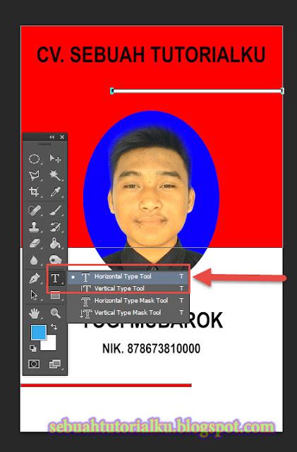 Membuat ID Card Dengan Photoshop