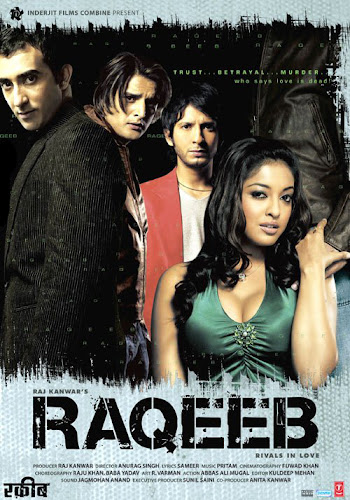 Raqeeb (2007) Movie Poster
