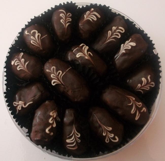Rumah Kue Salwa Resep Kurma Coklat