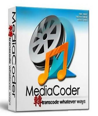 تحميل برنامج تحويل صيغ الفيديو والصوت  MediaCoder